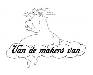 van de makers van logo